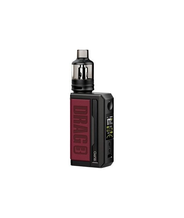 DRAG 3 VOOPOO +TPP POD TANK 2ML KIT Inicio 59,50 €