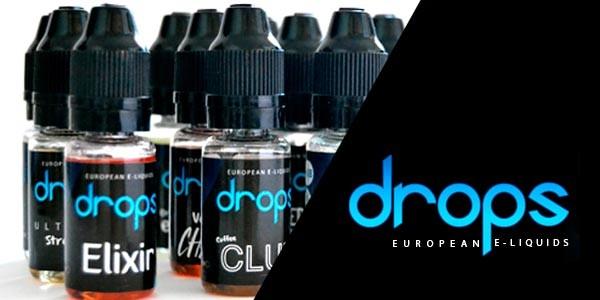 DROPS EUROPEAN E-LIQUIDS